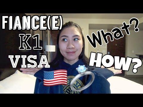 2019 Fiance(e) Or K1 Visa Application/process