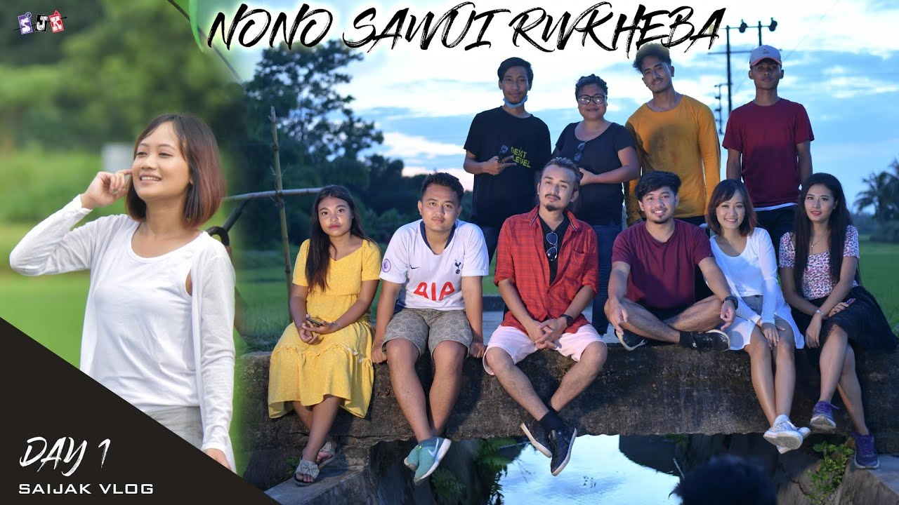 Nono Sawui Rwkheba shoot || Khathansa Production || Saijak's Vlog || Day 1