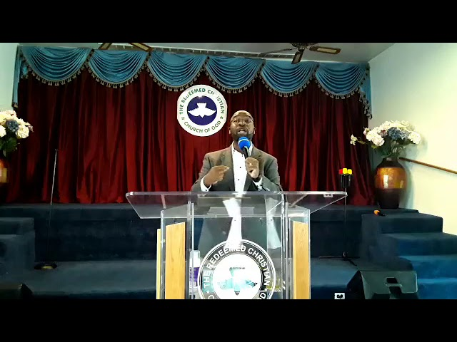 Invoking The Favor of God | Bro. Yomi Ogundele