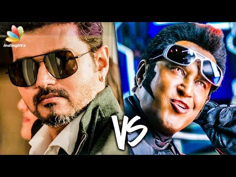 Sarkar Knocks Out 2.0 Teaser Record | Thalapathy Vijay, Rajinikanth | Latest Tamil Cinema News