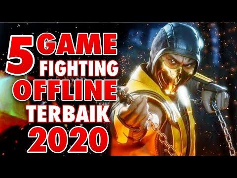 Top 5 Games Fighting Offline Terbaik & Terbaru 2020 - Game Berantem Perang Terkeren Mobile - 동영상