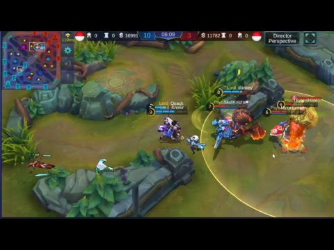MSC Indonesia Station PsychPath VS LORD BO1