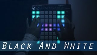 BOXINLION - Black and White (feat. MJ Ultra)   FF Launchpad Cover