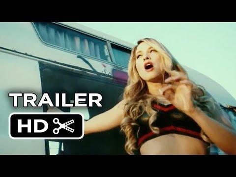 All Cheerleaders Die Official Trailer (2014) - Horror Comedy HD