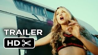 All Cheerleaders Die Official Trailer (2014) - Horror Comedy HD