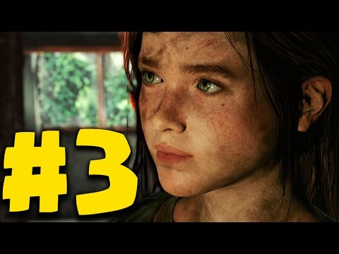 ELLIE, UNA RAGAZZINA UN PO' ILLEGALE!!  - The Last Of Us #3
