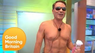 Richard Arnold Reveals His Love Island Makeover | Good Morning Britain