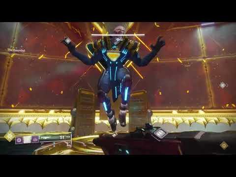 Destiny 2 Leviathan (Warlock Run)