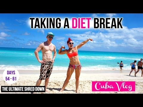 TAKING A DIET BREAK | MELIA LAS DUNAS, CUBA VLOG 2017
