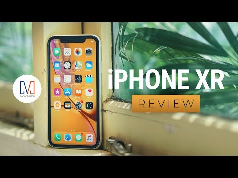 iPhone XR Review: A more practical choice?