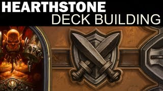 Hearthstone - Deck Building & Unranked Play - Warrior vs. Mage (Feat. WeaponMASTER Vol. 1)