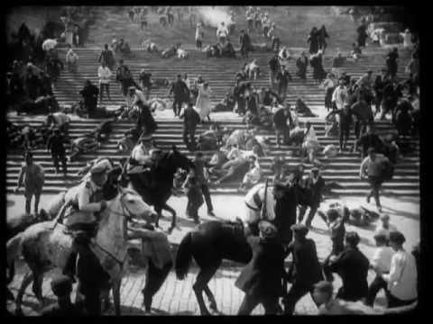 Trailer do filme O Encouraçado Potemkin