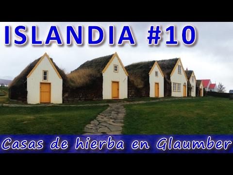 Las casas de hierba de glaumber y una cascada secreta islandia 10 youtube - Casas en islandia ...
