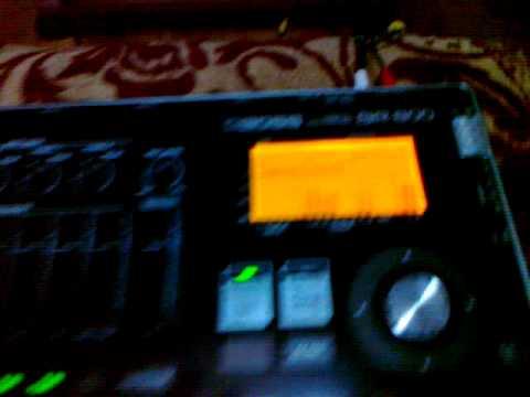 My Boss BR 800 DEMO SONG 1