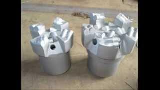 Буровое долото алмазное БКВД.MP4(Долото алмазное для бурения скважин малогабаритной буровой установкой. В сравнении с традиционными буровы..., 2013-01-10T00:08:28.000Z)