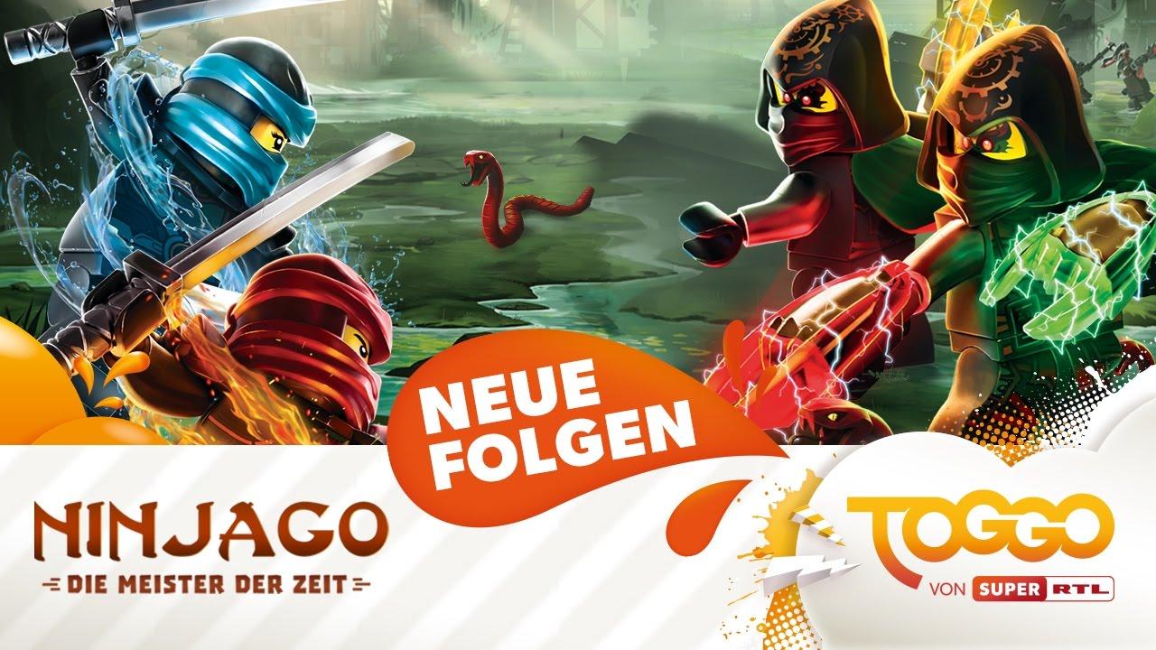 Ninjago Die Meister Der Zeit