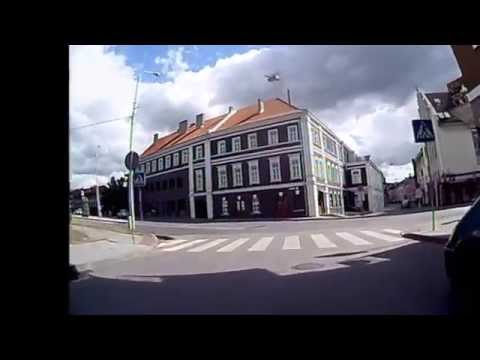 Bicycle Touring 2 week travel to Estonia Latvia Lithuania Poland, and back in 2015