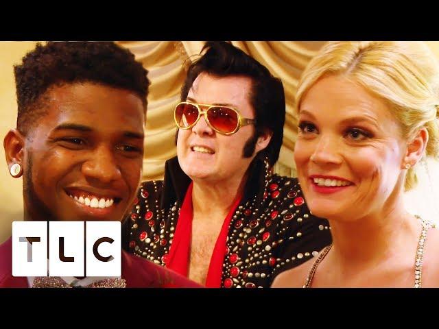 Ashley & Jay Tie The Knot Elvis Style In Vegas | 90 Day Fiancé