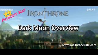 Dark Moon Beta Overview for Iron Throne Mobile