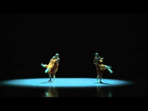 I тур. Квартет Школы классического танца - II премия (Москва)