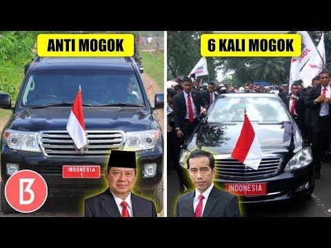 Tak Pernah Disebar Luaskan! 5 Perbedaan Kelemahan Mobil Kepresidenan Era SBY Dan Jokowi
