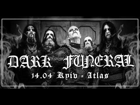 Dark Funeral Kiyv Ukraine 14.04.2019