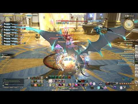 FFXIV: Shadowbringers the Crown of the Immaculate Normal