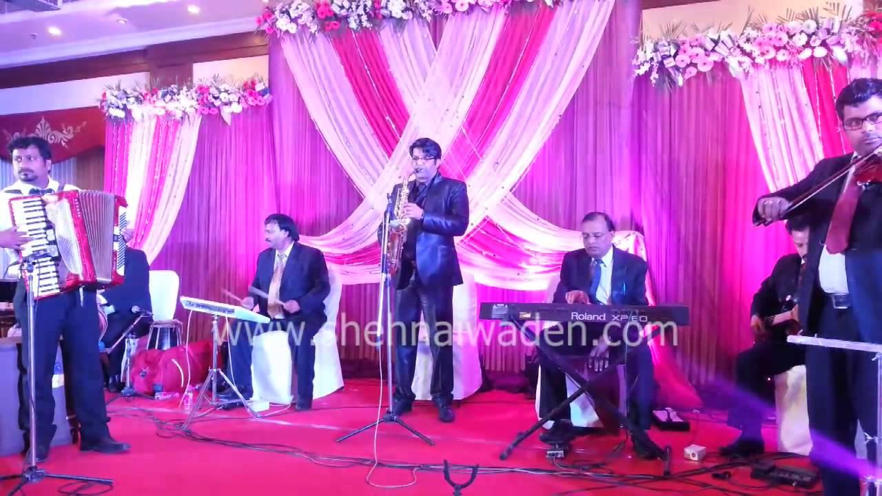 Instrumental Orchestra Band In Delhi Saxophone For Wedding 09891506676 SHEHNAI WADEN