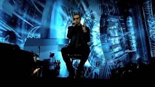 George Michael Live (Patience) Symphonica Tour @ Jyske Bank Boxen Herning 02.09.2011