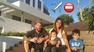 Why aren't planes allowed to fly over Messi's house? - Oh My Goal