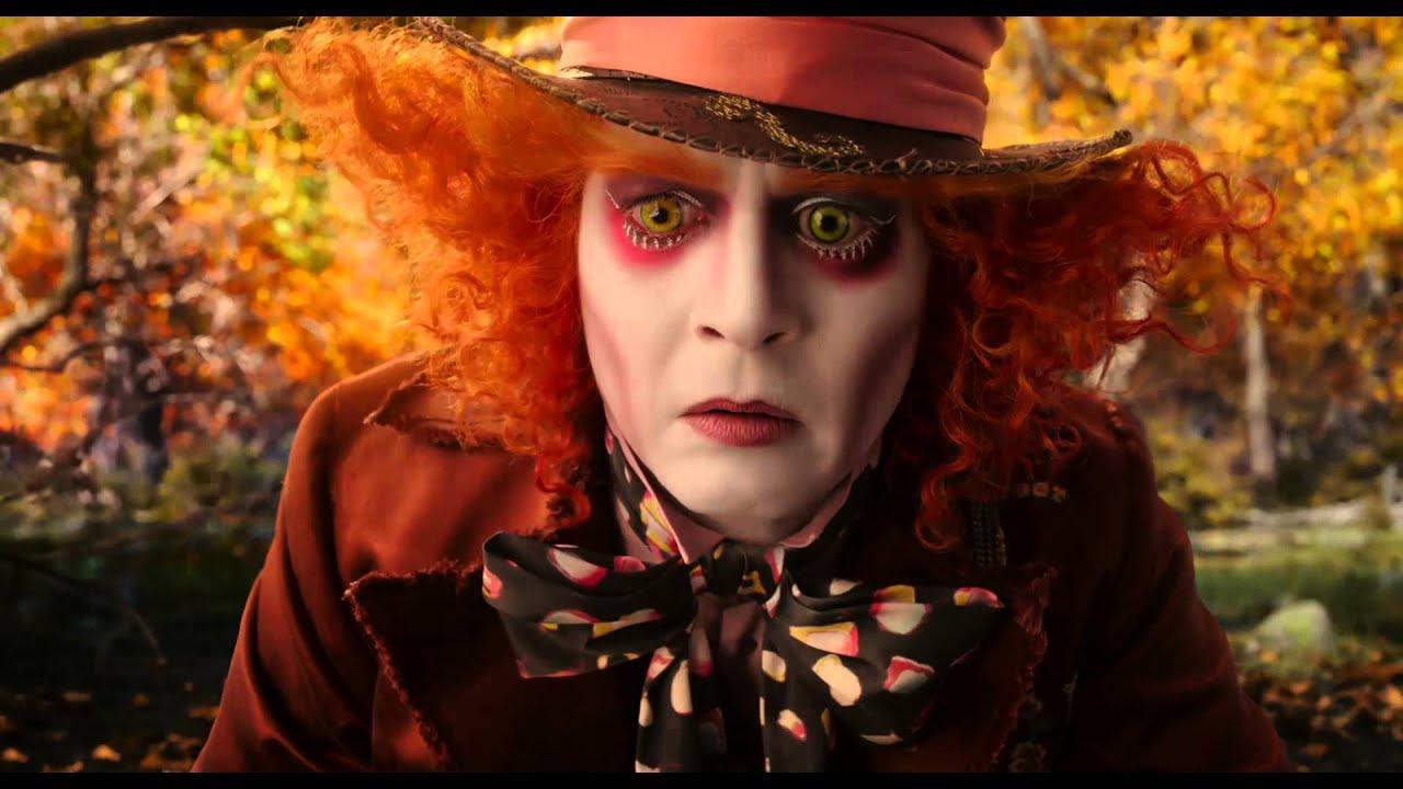 Alice i spegellandet OFFICIELL Trailer
