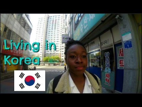 Foreigner in Korea Vlog: Gwangju