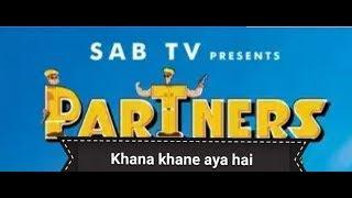 Partners ringtone |Khana khane aya hai| Latest