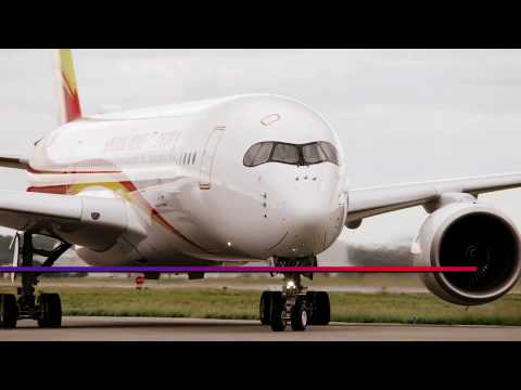 Hong Kong Airlines Corporate Video |香港航空企業宣傳片