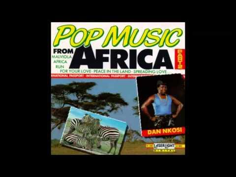 AFRICA (WHAT YOU WANNA SAY) - DAN NKOSI