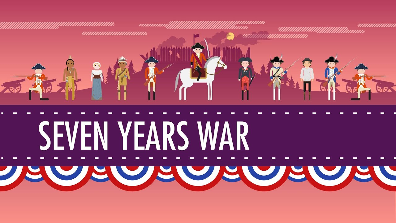 The Seven Years War And The Great Awakening Crash Course