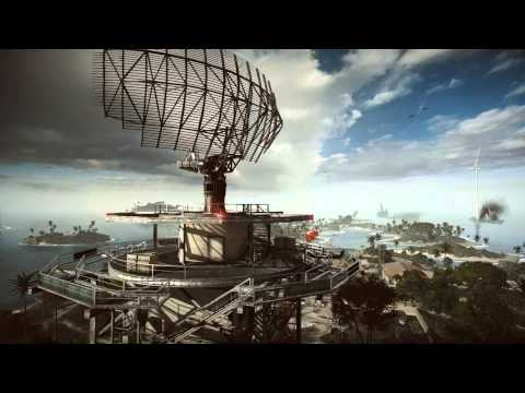 Beauty of Battlefield 4: Paracel islands *1080p cinematics*