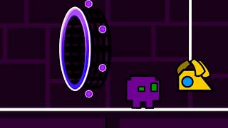 Geometry Dash Animation - Spider Portal