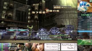Final Fantasy XIII - Any% RTA Speedrun - 5:16:50 (Console WR as of May 12, 2015)