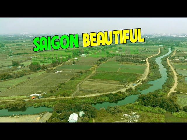 SAIGON BEAUTIFUL DISTRICT 12 (Flycam Hu san Zino pro)
