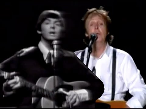PAUL MCCARTNEY 1965 2011 COMPARISON Use Headphones
