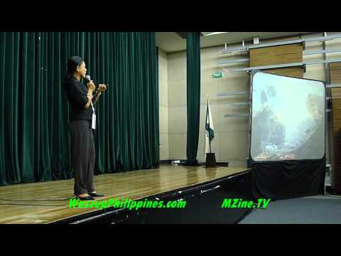hack the climate manila day 1 highlights   Climate Reality Project   Sheila Castillo