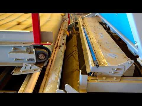 Optical sorting dirty potatoes with Tong Caretaker grader | Tong Engineering