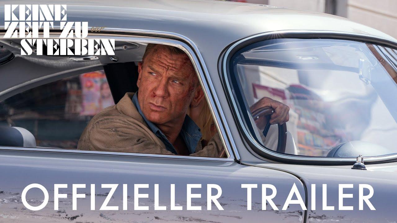 Keine Zeit zu Sterben | Trailer 1 | Deutsch (Universal Pictures) [HD]