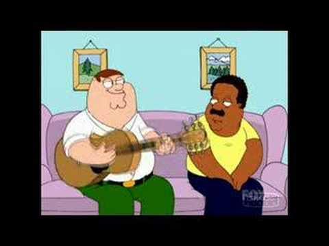 Peter plays Tenacious D - Tribute