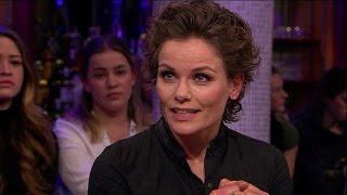 Angela Schijf: 'ik Huilde De Tranen Uit Mijn Ogen' - Rtl Late Night