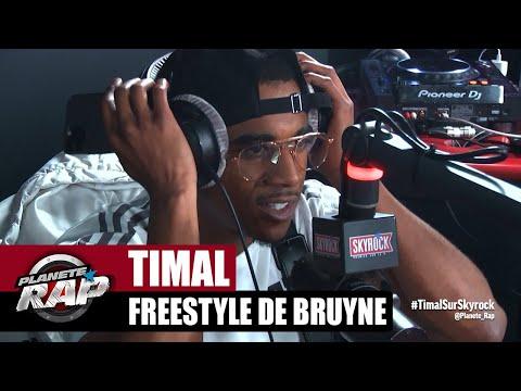 Youtube: [EXCLU] Timal«Freestyle De Bruyne» #PlanèteRap
