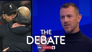 Who will win the Premier League - Man City or Liverpool? | The Debate