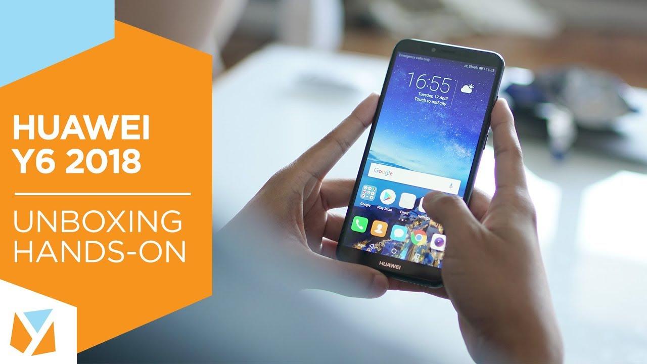 Huawei Y6 (2018) Review - YugaTech   Philippines Tech News