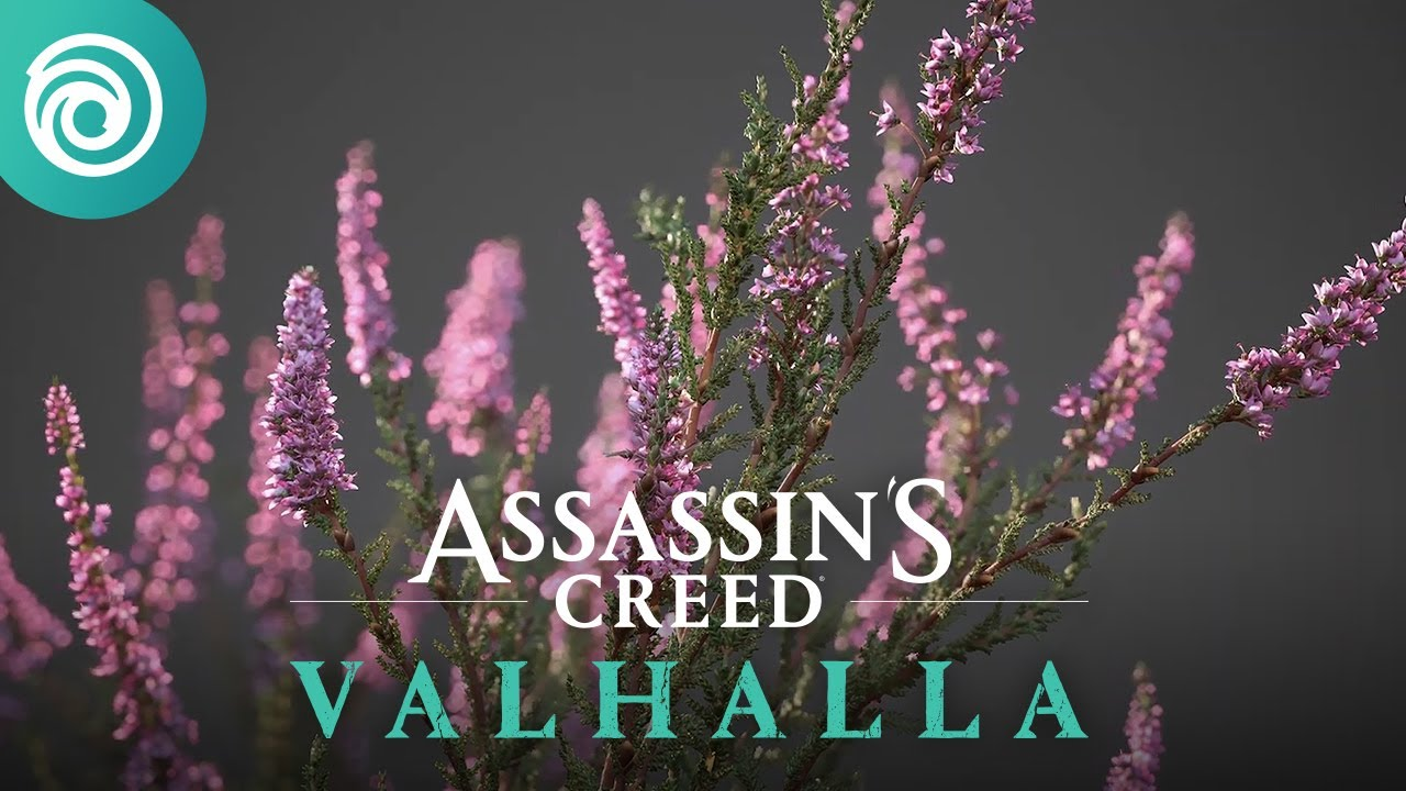 Behind the scenes: the creation of the flora inAssassin's Creed Valhalla